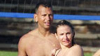 Bikini-Clad Cameron Diaz Vacations With Shirtless A-Rod in Mexico