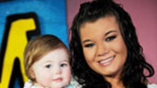 Teen Mom's Amber Welcomes Daughter, 2, Back Home