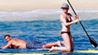 Bikini-Clad Cameron Diaz Takes a Dip with Shirtless A-Rod