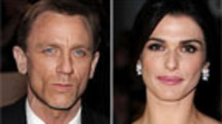 Newly Single Rachel Weisz Holds Hands With Daniel Craig