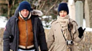 PIC: New Couple Rachel Weisz and Daniel Craig Vacation Together