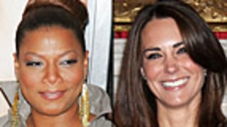 Queen Latifah Gives Advice to Kate Middleton