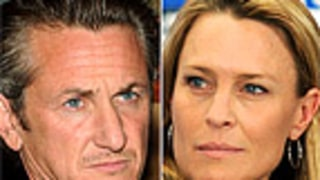 Sean Penn: Robin Wright Took