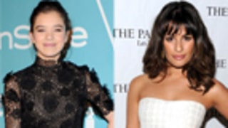 True Grit Star: Lea Michele Made Me Cry