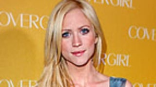 Snag Brittany Snow's Graphic Print Dress!