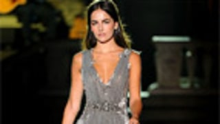 PIC: Camilla Belle Struts Her Stuff on the Catwalk