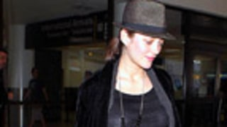 Check Out Marion Cotillard's Baby Bump!