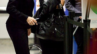 Ms. Jackson at LAX