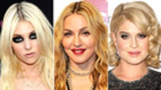 Kelly Osbourne Replaces Taylor Momsen as Face of Madonna's Line