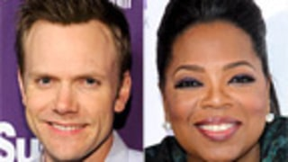 Joel McHale Jokes: I'm Related to Oprah, Too!