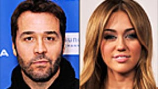 Jeremy Piven: Miley Cyrus Makes Me Feel Young Again