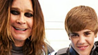 Justin Bieber and Ozzy Osbourne Join Forces for