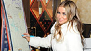 Carmen Electra Heats Up the Sundance Film Festival