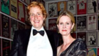 Cynthia Nixon and Fiancee Welcome a Baby Boy!