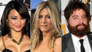 Testy Jen Aniston Dissed by Tila Tequila, Zach Galifianakis in Skit