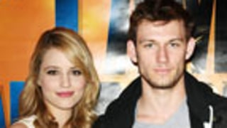 Source: Dianna Agron, Alex Pettyfer Call It Quits
