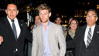 Alex Pettyfer Nearly Misses Premiere After Small House Fire