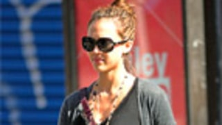 PIC: Check Out Jessica Alba's Growing Baby Bump