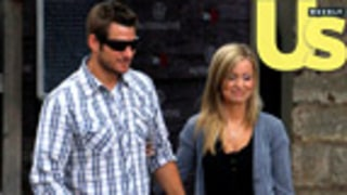 Brad Womack, Emily Maynard Step Out -- See Her Ring!