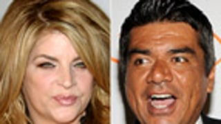 George Lopez Compares Kirstie Alley To a Dancing Pig