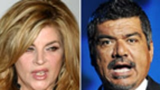 Kirstie Alley Slams