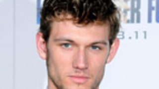 Alex Pettyfer Causes More Trouble at Mag Shoot