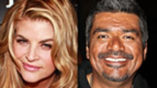 DWTS Stars Defend Kirstie Alley After George Lopez Pig Joke