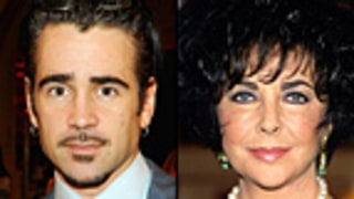 Colin Farrell Explains Unlikely Friendship With Elizabeth Taylor