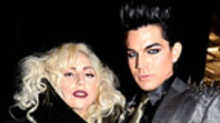 Lady Gaga Kicks Drunk Adam Lambert Out of Her B-Day Bash