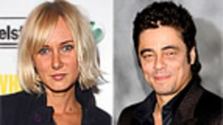 Kimberly Stewart Expecting Baby with Benicio del Toro