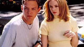 Matthew Lillard and Rose McGowan