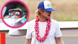 FIRST PIC: Meet Owen Wilson's Son Ford, 3 Months!
