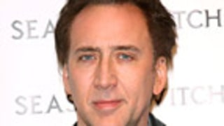 Nicolas Cage Gets Back to Work After Shocking Abuse Bust