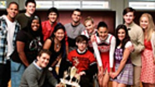 Glee Cast Covers Lady Gaga's
