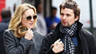 Kate Hudson Is Engaged to Matt Bellamy!