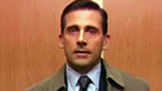 Steve Carell Says Goodbye to The Office