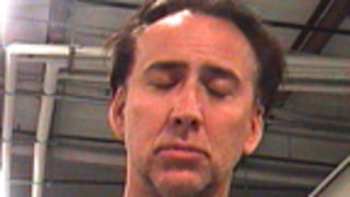 Nicolas Cage Won't Be Charged With Abuse, Public Drunkenness