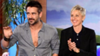 Colin Farrell: I'm Surprisingly Monogamous