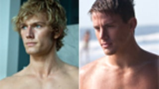 Alex Pettyfer Joins Channing Tatum's Stripper Movie