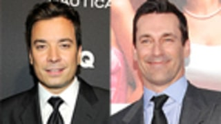 Jimmy Fallon, Jon Hamm Play SNL's Ambiguously Gay Duo