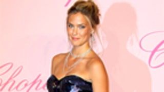 Newly Single Bar Refaeli Sizzles in Cannes