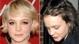 PIC: Carey Mulligan Goes Back to Brunette!