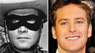 Armie Hammer Cast as Lone Ranger!
