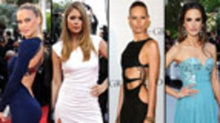 Which Supermodel Looked The Sexiest In Cannes?