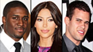 Kim Kardashian's Ex Reggie Bush Avoids Near Run-In With Kris Humphries