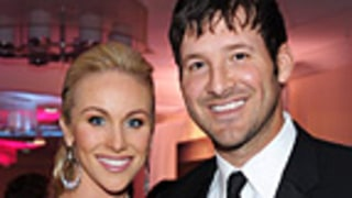NFL Star Tony Romo Weds Candice Crawford!