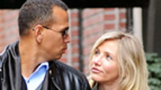 Cameron Diaz and Alex Rodriguez Haven't Split