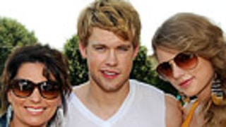 Chord Overstreet Reunites With Taylor Swift, Plays Brad Pitt