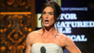 Brooke Shields Flubs Lines -- 3 Times -- at Tony Awards