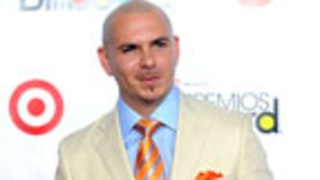Pitbull Teams up with Zumba Creator for